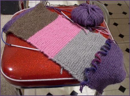 latifa scarf progress