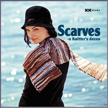 Scarves, a knitter's dozen