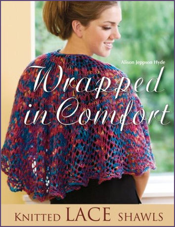 Wrapped in Comfot Book Cover