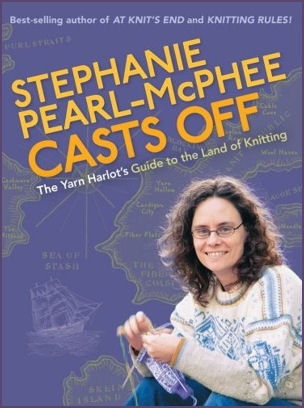 Stephanie Pearl-McPhee Casts Off Book Cover