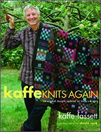 Kaffe Knits Again book cover