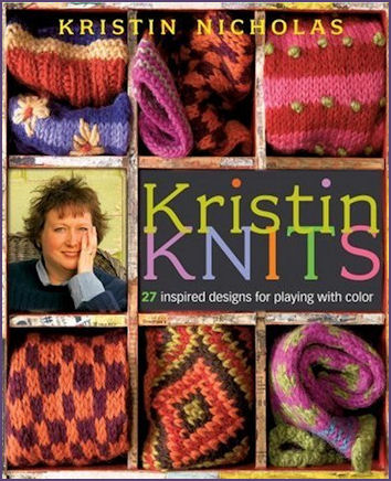 Kristin Knits Book Cover