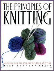 Principles of Knitting book cover