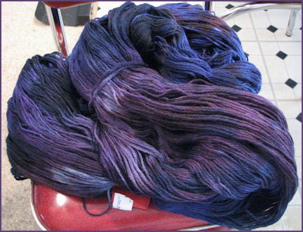 Mountain Colors Weaver\'s Wool, Mountain Twilight
