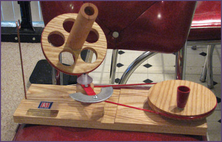 strauch wooden ball winder