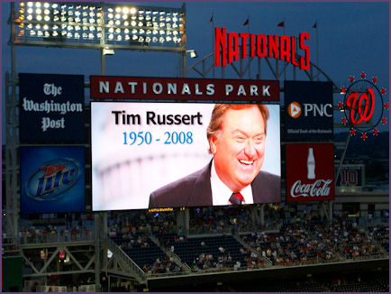 Tribute to Tim Russert