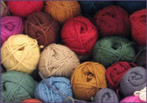 wool of the andes yarn in multiple colors