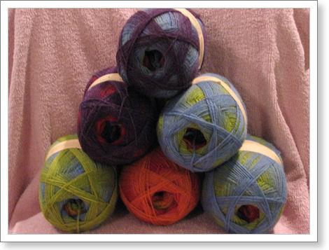 Kauni Yarn
