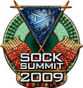 Sock Summit 2009 Logo