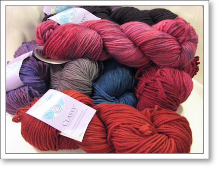 Dream in Color Classy yarn in various colors