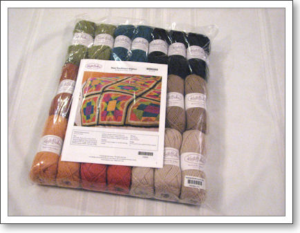 Knit Picks New Traditions Afghan Kit