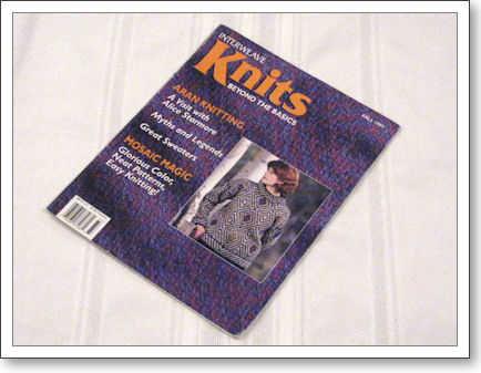 Fall 1997 Interweave Knits