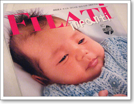 Filati Infanti magazine by Lana Grossa