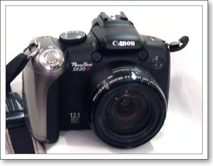 Canon SX20-IS