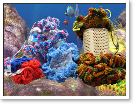 Annette Carr's Toxic Coral