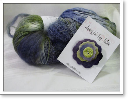 Dancing Leaf Farms Biggie Yarn