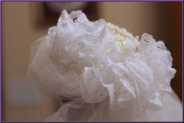 Top of veil